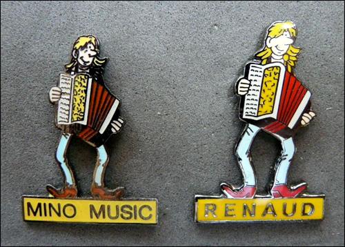 Mino music renaud