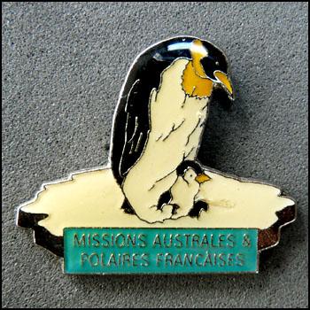 Missions australes polaires francaises