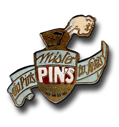 Mister pin s