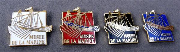 Musee de la marine 4 variantes