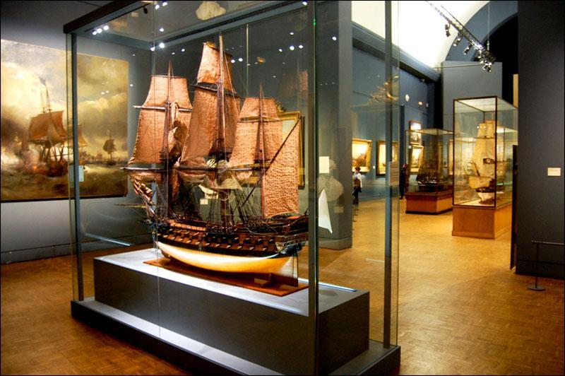 Musee de la marine accueil