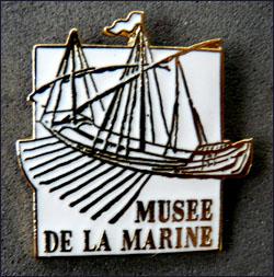 Musee de la marine blanc