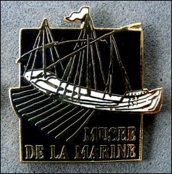 Musee de la marine noir