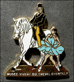 Musee vivant du cheval a chantilly