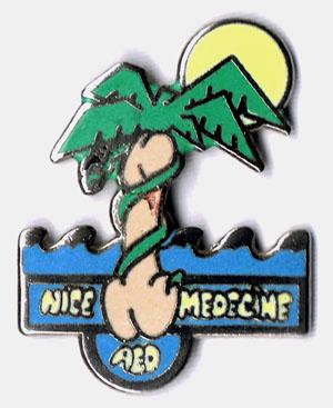 Nice medecine aed