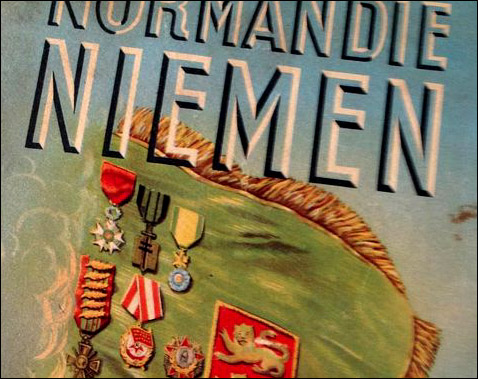 Normandie nieman flag