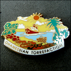 Ohanessian torrefaction 250