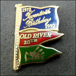 Old river 20th