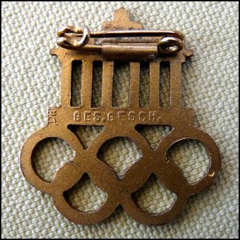 Olympiade de berlin 1936 dos