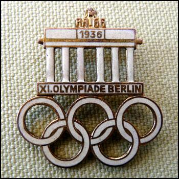 Olympiade de berlin 1936