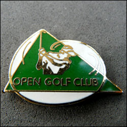 Open golf club 251