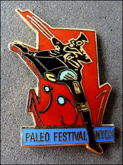 Paleo festival nyon 1991
