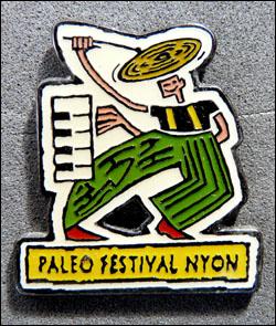 Paleo festival nyon 1993