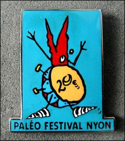 Paleo festival nyon 1995