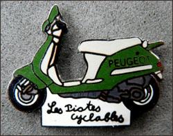 Peugeot les pistes cyclables