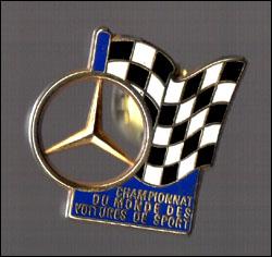 Pin s championnat du monde des voitures de sport ab 2
