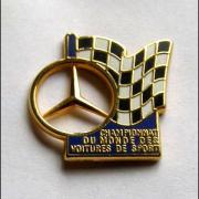 Pin s championnat du monde des voitures de sport ab