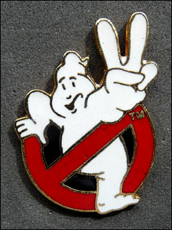 Pin s ghost buster 2