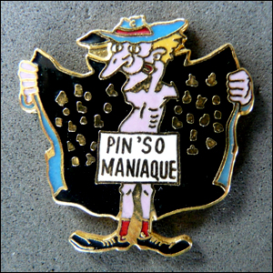 Pin somaniaque 300