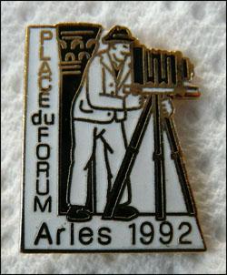 Place du forum arles 92