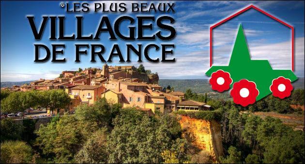 Plus beaux villages france entete