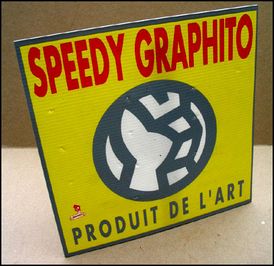 Plv speedy graphito