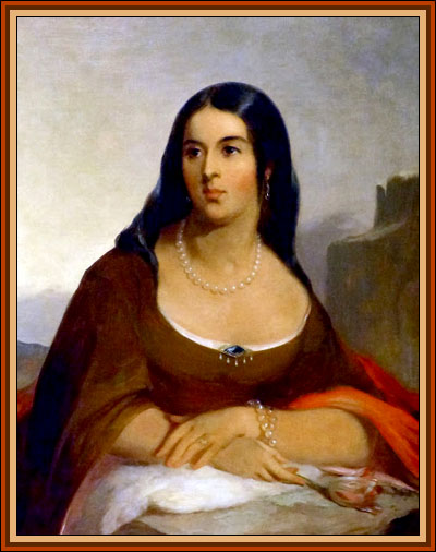 Pocahontas accueil