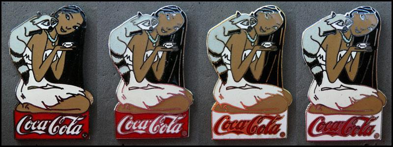 Pocahontas coca cola 1