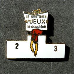 Podium dauphine 2 250