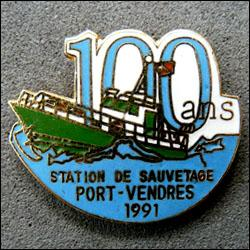 Port vendres 1991 station de sauvetage