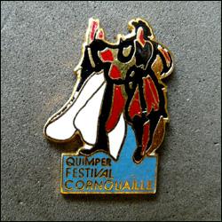 Quimper festival cornouaille