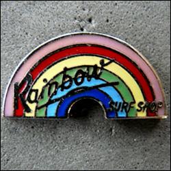 Rainbow surf shop