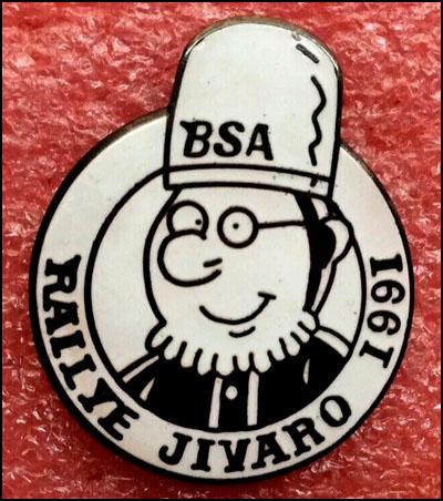 Rallye jivaro 1991 bsa