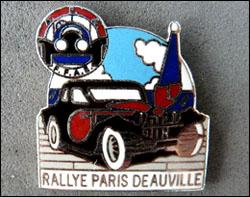 Rallye paris deauville 2