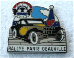 Rallye paris deauville