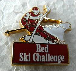 Red ski challenge