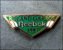 Reebok roland garros 1987