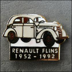 Renault flins juva 4