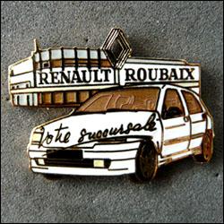 Renault roubaix blanche 250