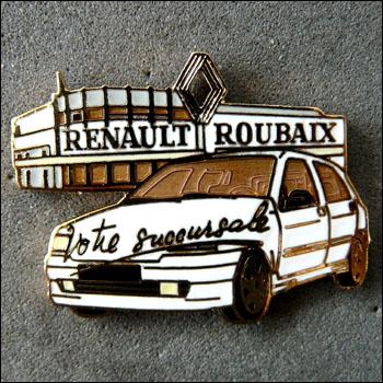 Renault roubaix blanche 350