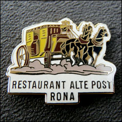Restaurant alte post rona
