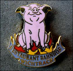 Restaurant bahnhof wichtrach