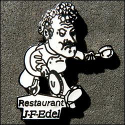 Restaurant j f edel