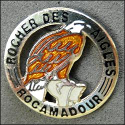 Rocamadour rocher des aigles