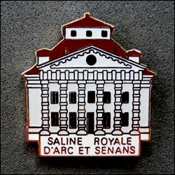 Saline royale d arc et senans 1