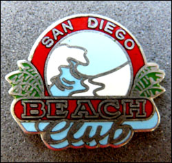 San diego beach club