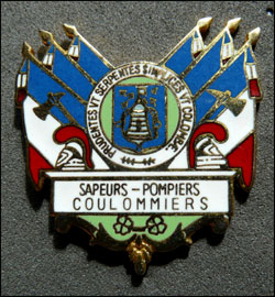 Sapeurs pompers coulommiers