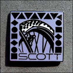 Scott roue