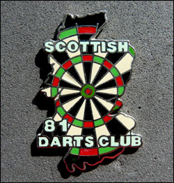 Scottish darts club 81
