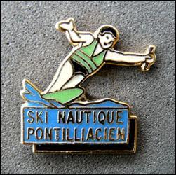 Ski nautique pontilliacien